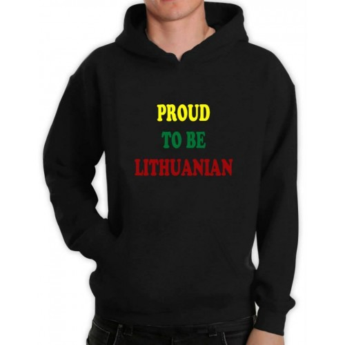 Džemperis  Proud to be Lithuania